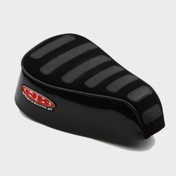 Speedway Sitz Oberfläche rau 9 cm hoch schwarz