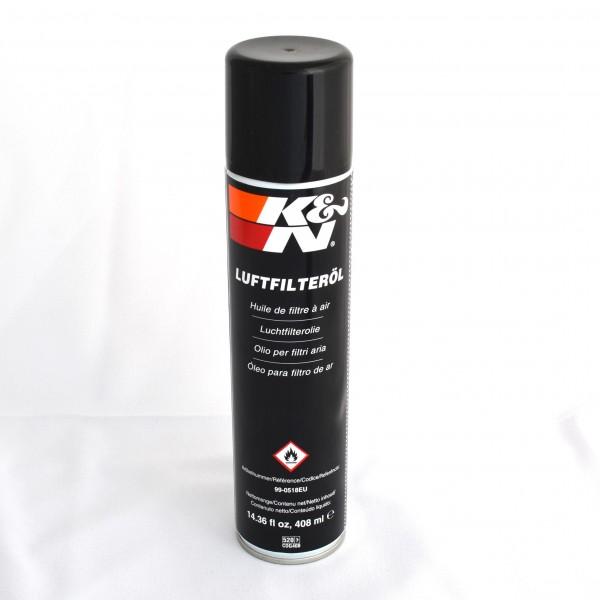 K&N Luftfilteröl 408 ml