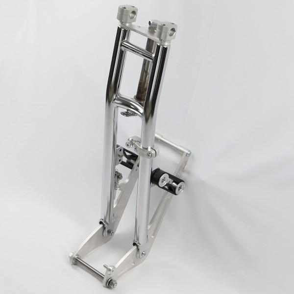 Jawa Gabel neues Modell ohne Stoßdämpfer mit Starthilfe